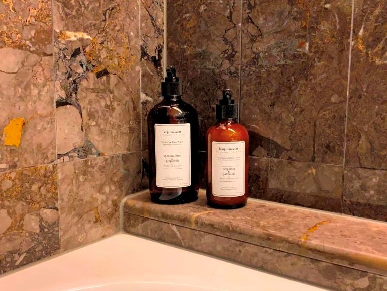Benjamin Scott Luxury Body Products with Pure Essential Oils