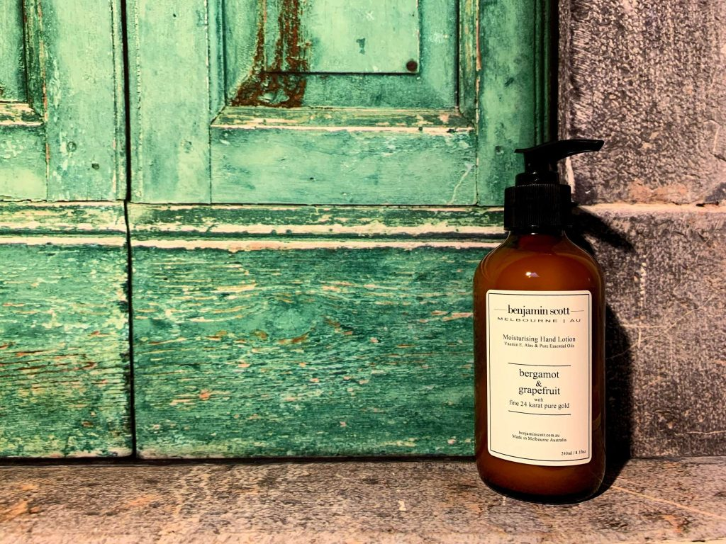 Luxury Hand and Body Lotion Bath and Shower Wash Hand Made Vitamin E